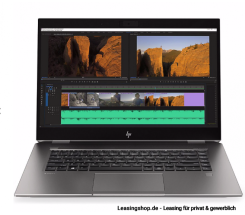 HP zBook Studio G5 5UC04EA i9-8950HK leasen, 15 Zoll